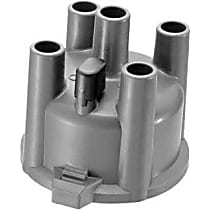 03111 Distributor Cap - Black, Direct Fit, Sold individually