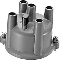 03168 Distributor Cap - Black, Direct Fit, Sold individually