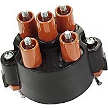 Bosch 03182 Distributor Cap - Black, Direct Fit, Sold individually