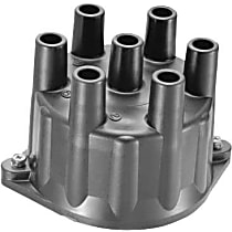 Bosch 03259 Distributor Cap - Black, Direct Fit, Sold individually