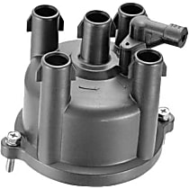 Bosch 03356 Distributor Cap - Black, Direct Fit, Sold individually