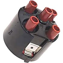Bosch 03368 Distributor Cap - Black, Direct Fit, Sold individually