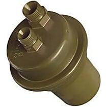 0438170009 Fuel Accumulator - Plastic, Direct Fit, Sold individually