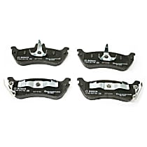 Bosch 0986424708 Brake Pad Set - Replaces OE Number 163-420-14-20