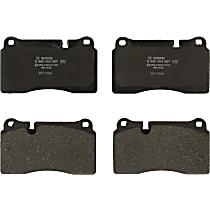 Bosch 0986494207 Brake Pad Set - Replaces OE Number 7L6-698-151 E