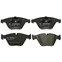 Bosch 0986494354 Brake Pad Set - Replaces OE Numbers: 34-11-6-780-711, 34-11-6-790-759