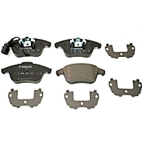 Bosch 0986494372 Brake Pad Set - Replaces OE Number 5N0-698-151 B