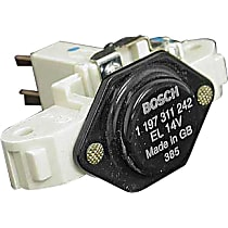 Bosch 1197311242 Voltage Regulator - Replaces OE Number 002-154-92-06