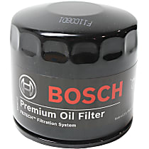 Bosch 3312 Oil Filter - Canister, Direct Fit, Sold individually