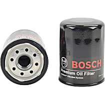 3325 Oil Filter - Canister, Direct Fit, Sold individually