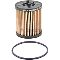 3326 Oil Filter - Canister, Direct Fit, Sold individually