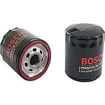 Bosch 3334 Oil Filter - Canister, Direct Fit, Sold individually