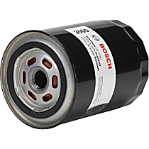 Bosch 3402 Oil Filter - Canister, Direct Fit, Sold individually