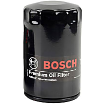 Oil Filter - Direct Fit