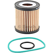Bosch 3972 Oil Filter - Canister, Direct Fit, Sold individually