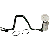 66148 Fuel Pump Assembly with Fuel Level Sending Unit - Replaces OE Number 16-11-7-373-521