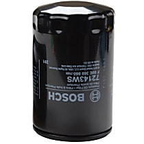 Bosch 72143WS Oil Filter - Canister, Direct Fit, Sold individually