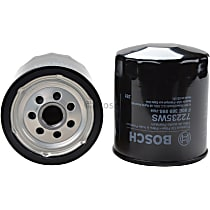 72235WS Oil Filter - Canister, Direct Fit, Sold individually