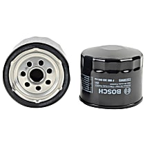 72238WS Oil Filter - Canister, Direct Fit, Sold individually