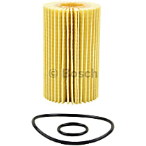 Bosch 72249WS Oil Filter - Direct Fit, Sold individually