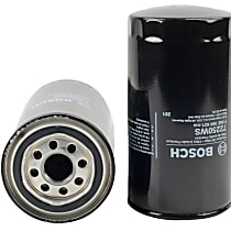 Bosch 72250WS Oil Filter - Canister, Direct Fit, Sold individually