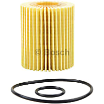 72251WS Oil Filter - Direct Fit, Sold individually