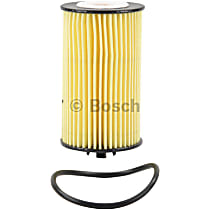 72260WS Oil Filter - Canister, Direct Fit, Sold individually