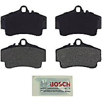 Bosch BE738 Brake Pad Set - Replaces OE Number 986-352-939-10