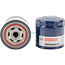 Bosch D3402 Oil Filter - Canister, Direct Fit, Sold individually