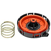 Bosch F01C600017 Crankcase Vent Valve (Pressure Regulating Valve) - Replaces OE Number 11-12-7-547-058