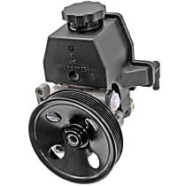 Bosch KS01000496 Power Steering Pump (Rebuilt) - Replaces OE Number 002-466-21-01 81