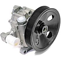 Bosch KS01000593 Power Steering Pump (Rebuilt) (130 mm Pulley Diameter) - Replaces OE Number 002-466-81-01 88