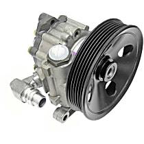 KS01000649 Power Steering Pump (Rebuilt) - Replaces OE Number 004-466-14-01 88