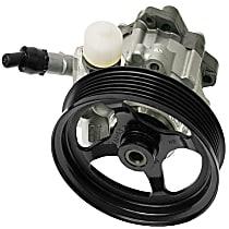 Bosch KS01000712 Power Steering Pump (Rebuilt) - Replaces OE Number QVB500430