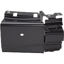 Front, Driver Side Bumper Bracket - 2WD, 8500/8600 Lb GVW