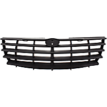 Grille Assembly - Painted Gray Shell and Insert