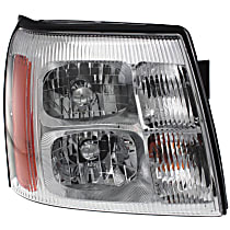 Passenger Side HID/Xenon Headlight, With bulb(s) - ESV/EXT Models