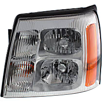 Driver Side HID/Xenon Headlight, With bulb(s) - ESV/EXT Models