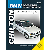 Chilton 18401 Repair Manual - Repair manual, Sold individually