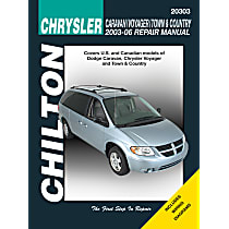 20303 Repair Manual - Repair manual, Sold individually