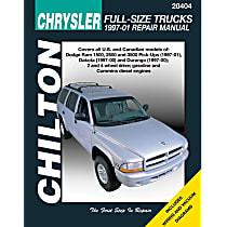 20404 Repair Manual - Repair manual, Sold individually