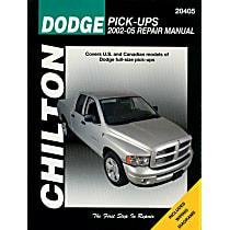 20405 Repair Manual - Repair manual, Sold individually