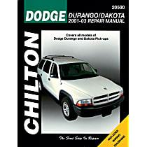 20500 Repair Manual - Repair manual, Sold individually