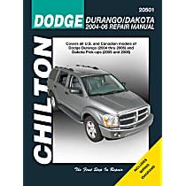 20501 Repair Manual - Repair manual, Sold individually