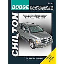 Chilton 20501 Repair Manual - Repair manual, Sold individually
