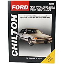 26180 Repair Manual - Repair manual, Sold individually