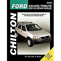 26230 Repair Manual - Repair manual, Sold individually