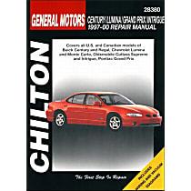 28380 Repair Manual - Repair manual, Sold individually
