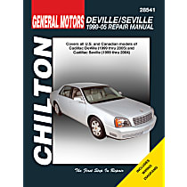 Chilton 28541 Repair Manual - Repair manual, Sold individually