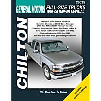 Chilton 28625 Repair Manual - Repair manual, Sold individually